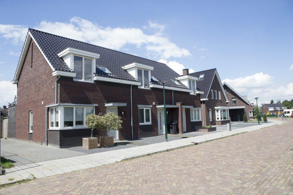 Rijwoningen CPO De Helling Vorstenbosch (1)