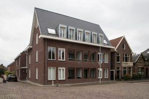 Appartementenbouw van Herpen
