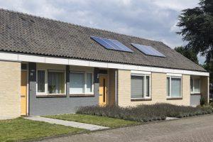 Renovatie woningen Liebreghtsplein Vorstenbosch